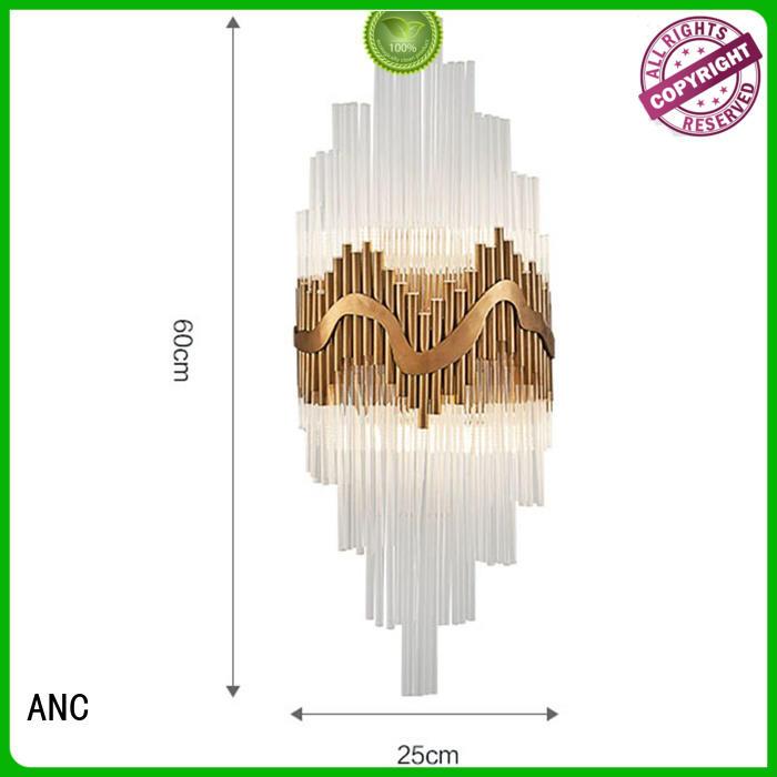 restaurant wall lamp containerization loft ANC