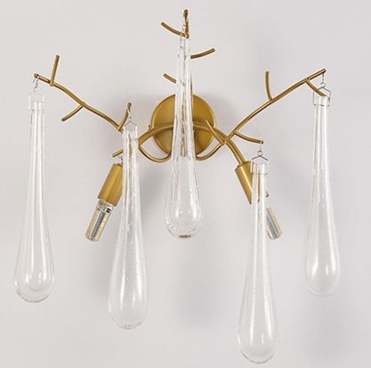ANC-Professional Glass Chandelier Custom Made Chandeliers Supplier-1
