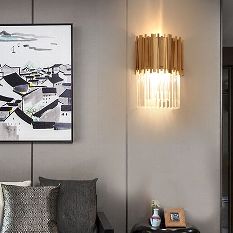 ANC-Living Room Wall Lamp Nordic Style Living Room Wall Lamp-3