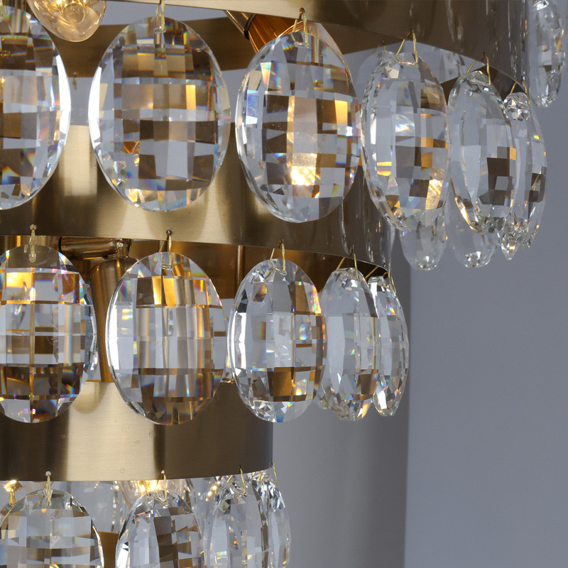 ANC-Find Lampshade Chandelier Restaurant Chandelier From Anc Lighting-1