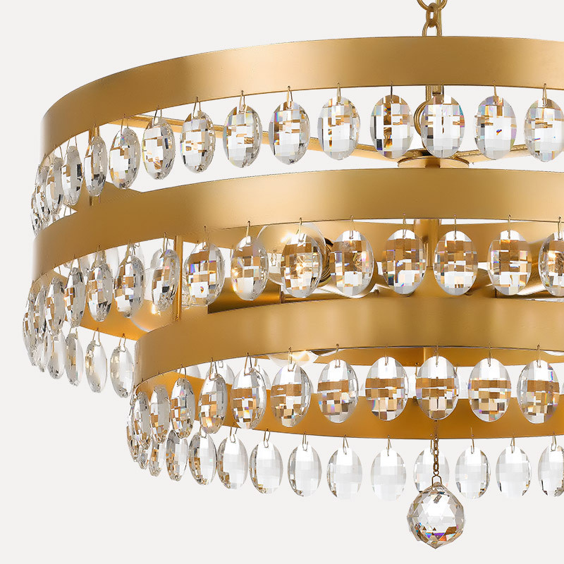ANC-Find Lampshade Chandelier Restaurant Chandelier From Anc Lighting-2