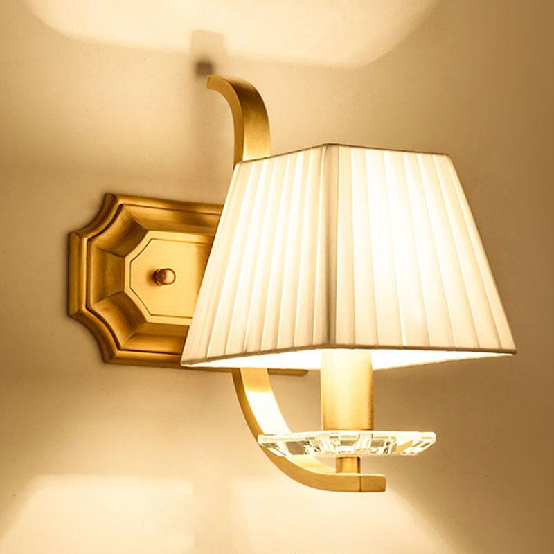 ANC-Manufacturer Of Art Deco Chandelier American Copper Beige Light-2