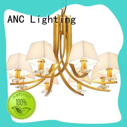 strip diamond mirror ANC Brand chandelier