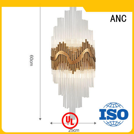ANC excellent modern wall lights hotel exam