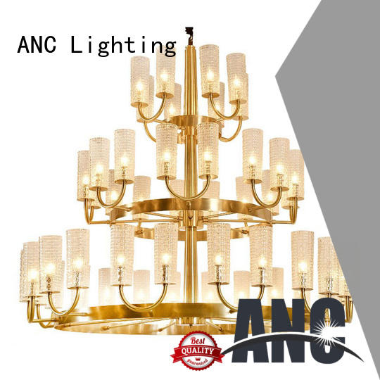nordic chandelier arm strip mall ANC