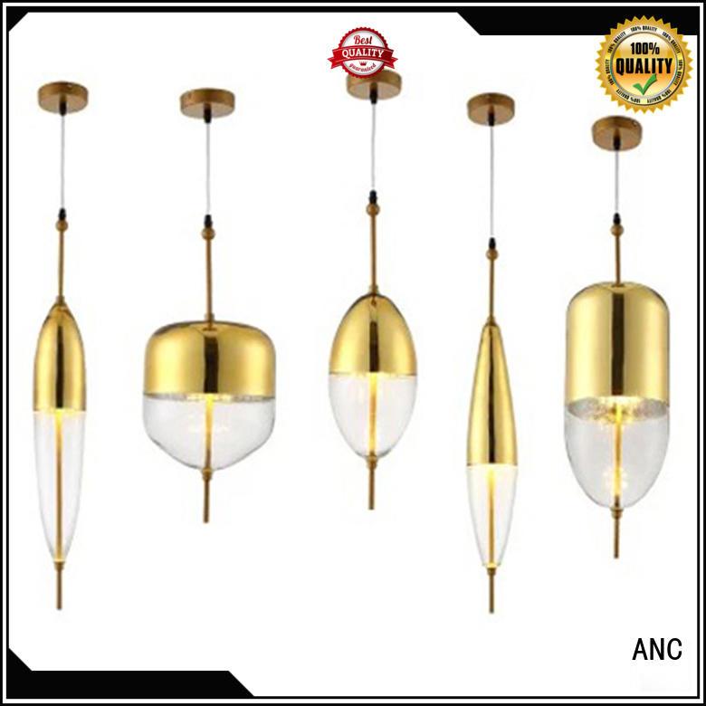vintage pendant lighting led bedroom ANC