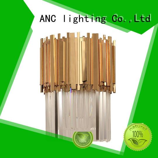 ANC high-energy crystal wall light constant hall
