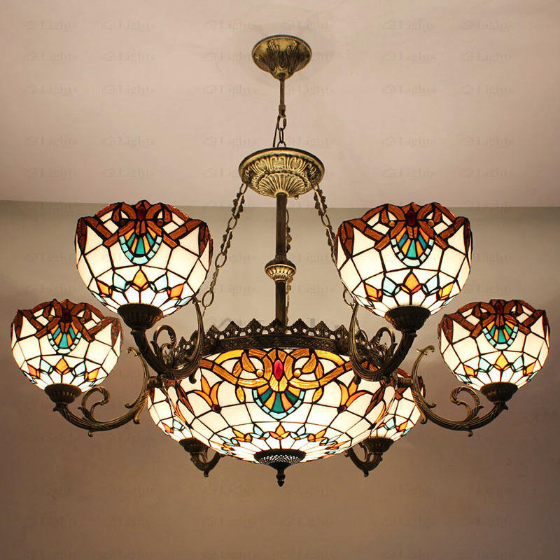 Decorative chandelier, a statement jewelry for any room