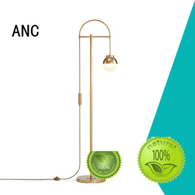 ANC first-rate led floor lamp ball greenfield