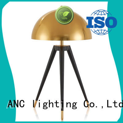 ANC prestantious table lamp golden superblock