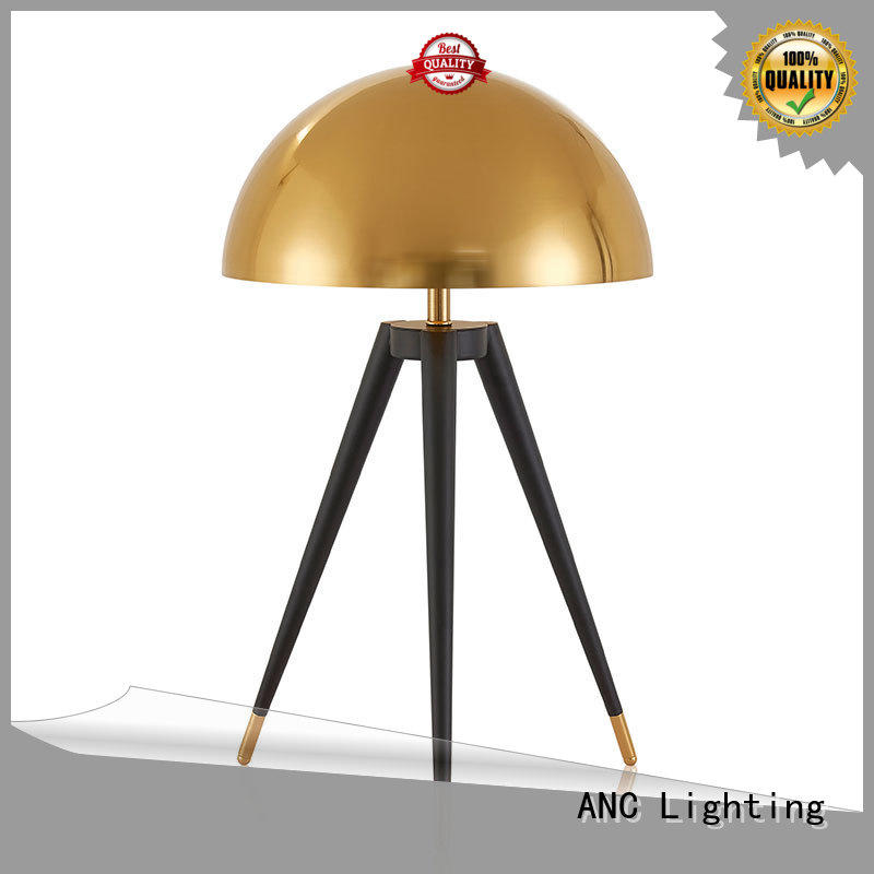 supernacular golden table lamp sensing superblock