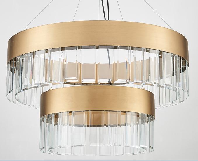 ANC-Crystal Chandelier Minimalist Nordic personality chandelier-11