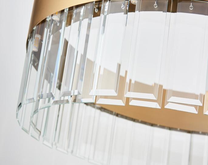 ANC-Crystal Chandelier Minimalist Nordic personality chandelier-13