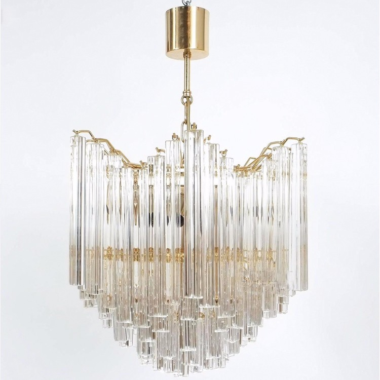 ANC-Manufacturer Of Lampshade Chandelier Crystal Refreshing Chandelier-1