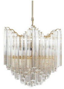 ANC-Manufacturer Of Lampshade Chandelier Crystal Refreshing Chandelier