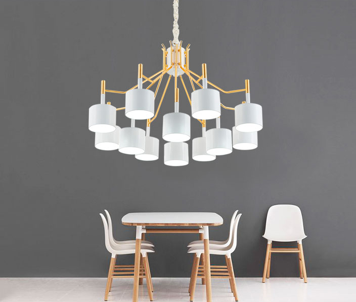 ANC-Rectangular Chandelier Dining Room Manufacturer, Custom Made Chandeliers | Anc-2