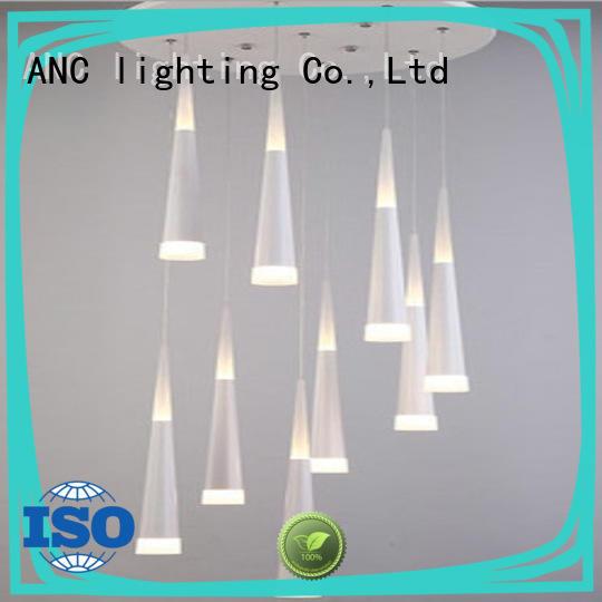 ANC quality pendant light resources reception room
